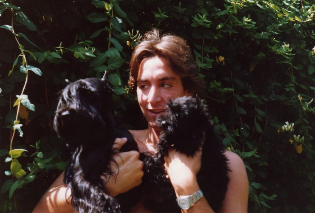 1992 - CH. REMI V.D. SPIKKE y SEXY di GLI MANDORLOS