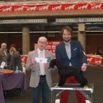 CANELA FINA DE CAN RAYO en la mesa - Girona 2016